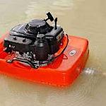Переносная плавающая мотопомпа AMPHIBIO 1000