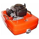 Переносная плавающая мотопомпа AMPHIBIO 800 GCV 160