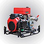 Пожарная мотопомпа МПН-800/80