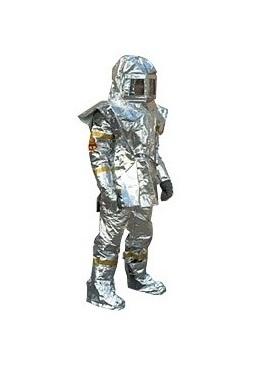 теплоотражательный костюм пожарного